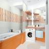 Дизайн ванної кімнати та туалету - разом або окремо?