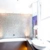Дизайн ванної кімнати з мозаїкою - як зробити все правильно