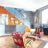 Еклектичний дизайн інтер'єру одного будинку