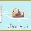Електрична схема підключення люстри в картинках