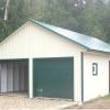 Як зробити монтаж даху гаража самостійно