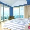 Оформляємо спальню в синіх тонах