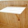 Відкидний столик для балкона - купити або зробити своїми руками?