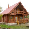 Плюси і мінуси конструкції будинку з оциліндрованих колод