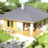 Кроквяна система чотирьохскатного даху