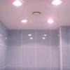 Світлодіодні світильники для ванної кімнати