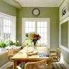 Оливковий колір в інтер'єрі