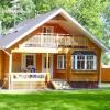 Як легко і швидко побудувати брусової будинок своїми руками?