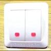Як встановити вимикач або розеткускритой установки на стіні