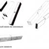 Методи з'єднання бруса по довжині і в кутах будинку
