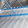 Монтування сонячних батарей на даху