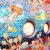Мозаїка для ванної - 30 фото мозаїчної плитки