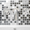 Мозаїка для ванної: дуже красиво і практично