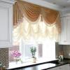 Нові штори на вікнах - перший крок до ідеального дизайну кухні або 33 фото-ідеї