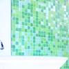 Огляд нюансів вибору і процедура укладання плитки - мозаїки