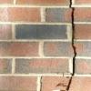 Самостійні закладення тріщин в цегляних стінах