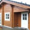З'єднання бруса при будівництві приватного будинку