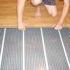 Укладання теплої підлоги під ламінат