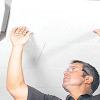 Утеплення стелі за допомогою пінопласту