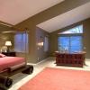 Спальна кімната в східно-японському стилі