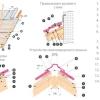 Технологія установки профлиста на дах