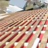 Якою має бути обрешетка для майбутнього даху?
